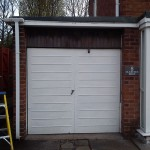 Before and After Pictures from Best Garage Doors Barnsley