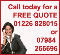 Call Best Garage Doors today for a Free Quote 01226 828015